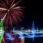 榛名湖イルミネーションフェスタ2017日程!花火の時間やバス情報は?