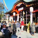 奈良橿原神宮初詣2018年の混雑状況。アクセスや駐車場もチェック!
