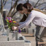 お墓参りで最適な花の種類と、供える時のマナーとは?どこで買うかも重要です!