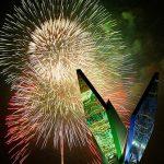 刈谷わんさか祭り2016花火大会の屋台や花火の穴場情報!シャトルバスも有り!