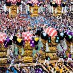 新居浜太鼓祭り2017の日程!迫力満点の「喧嘩祭り」とは?
