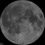 月の表面の様子と温度がすごい!画像と動画ででこぼこを見よう!
