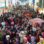 川崎ハロウィン2016パレードの時間とコースまとめ!申し込み方法に注意!