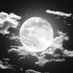 月の動き方は東から西?西から東?動画で原理を知ると簡単に分かる♪