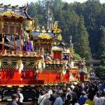 高山祭り2017秋の日程とスケジュールは?駐車場と屋台の情報も!