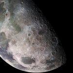 月の表面の様子はどうなってる?温度は何度?裏側を見るには?<画像あり!>