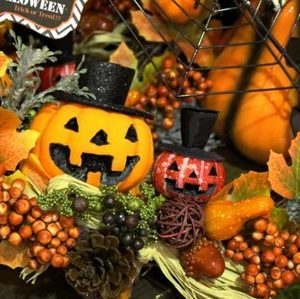 ハロウィンの飾りは手作りで♪切り絵や型の無料ダウンロードまとめ