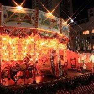 ドイツクリスマスマーケット大阪2017期間と場所!オススメお土産情報もチェック!